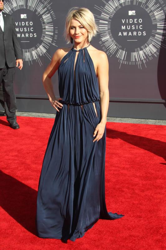 Julianne Hough at the VMAs