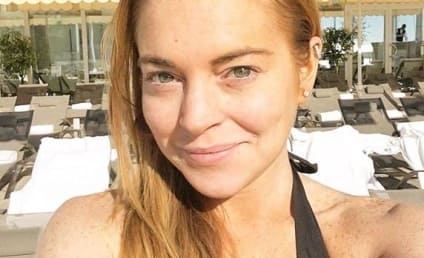 Lindsay Lohan Without Makeup: Actually Lookin Good!