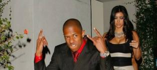 Nick Cannon: Slammed for Kim Kardashian Throwback Photo