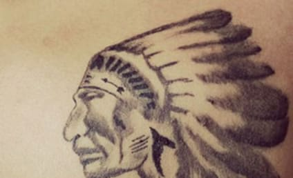 Justin Bieber Debuts New, Hockey-Inspired Tattoo