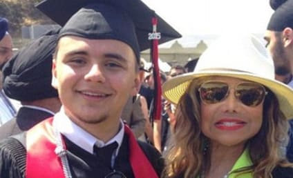 Prince Michael Jackson Graduates High School with Distinction!