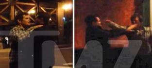 Josh Brolin Bar Fight