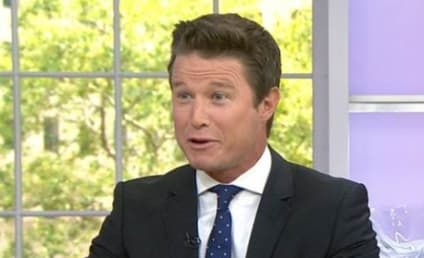 Billy Bush: Crying, Concerned Over His Future