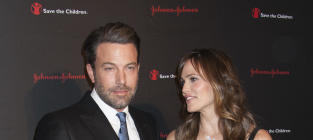 Christine Ouzounian: In Love with Ben Affleck!