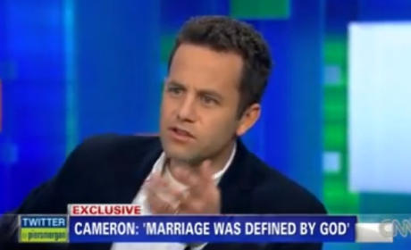 Kirk Cameron on Homosexuality: Unnatural, Detrimental and Destructive to Society!