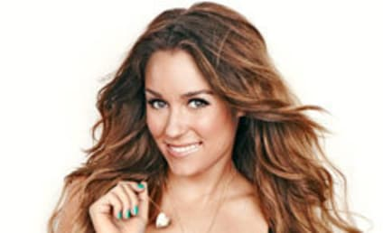 Lauren Conrad: Seventeen Cover Girl