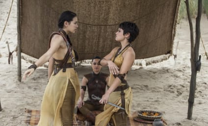 Game of Thrones Season 5 Episode 4 Photos: Attack of the Sand Snakes!
