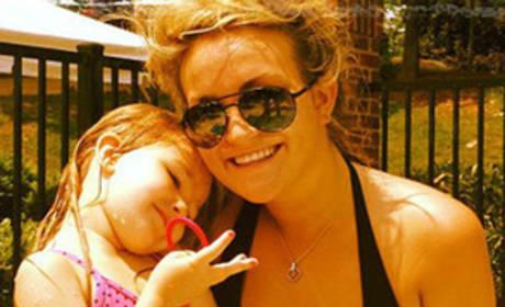 Jamie Lynn Spears Tweets Cute Pic of Daughter