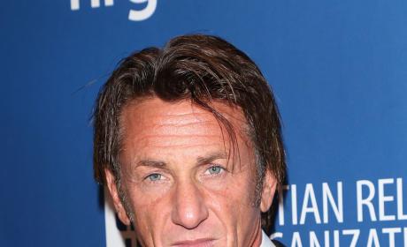 Sean Penn Sues Empire Creator, Claims He Doesn't Hit Women