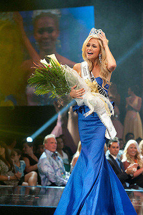 Cassidy Wolf, Miss Teen USA