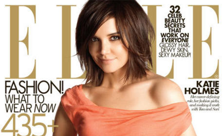 Katie Holmes: A Woman in Hollywood