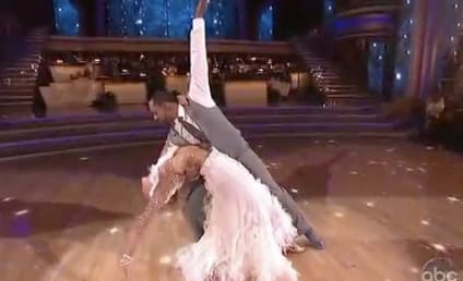 Jaleel White Foxtrots to Top of Dancing With the Stars Leaderboard