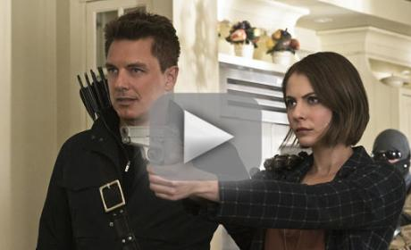 Watch Arrow Online: Check Out Season 4 Episode 18