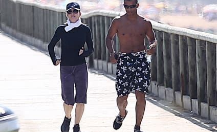 Madonna Takes Good Care of Brahim Zaibat