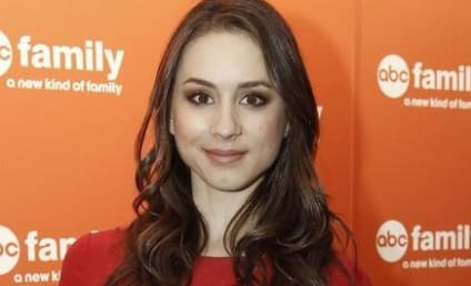 Troian Bellisario on Role of Katniss Everdeen: Yes, Please!