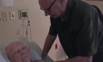 92-Year Old Sings Love Song to Dying Wife