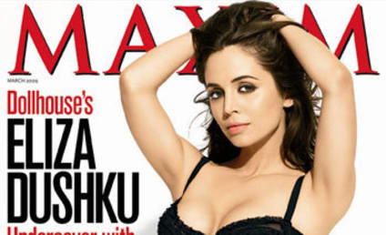 Eliza Dushku Really Wants You to Watch Dollhouse