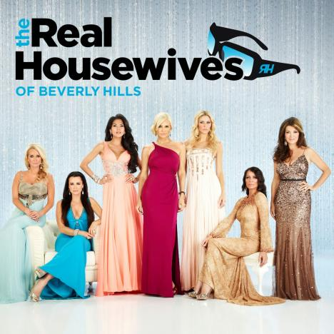 The Real Housewives of Beverly Hills Season 4 Cast Pic