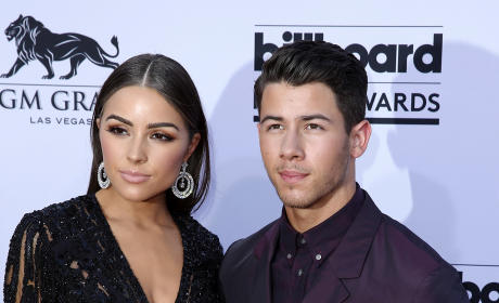 Nick Jonas and Olivia Culpo: It's Over!