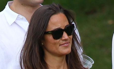Pippa Middleton Cheers on Alex Loudon!