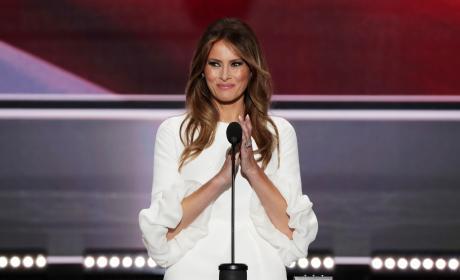 Melania Trump RNC Speech: Ganked from Michelle Obama?