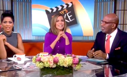 """Today Show Hosts Laugh Off """"Erroneous"""" Shake-Up Report, Appear to Get Along Well"""