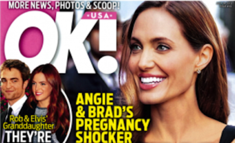 Angelina Jolie: Pregnant With Twins Again (Tabloid Claims)!