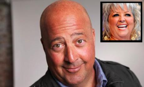 Andrew Zimmern, Bizarre Foods Host, Weighs in on Paula Deen