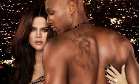 Khloe Kardashian-Lamar Odom Split to Play Out on Keeping Up With the Kardashians?
