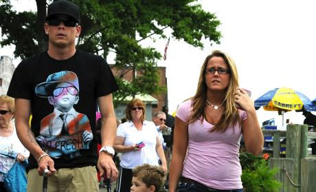Jenelle Evans and Gary Head to Adopt ...