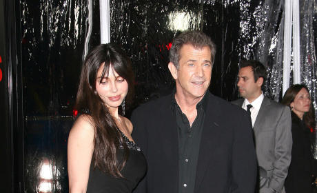 Source: Mel Gibson Likely Faces Domestic Violence Charge; Oksana Grigorieva Off the Hook