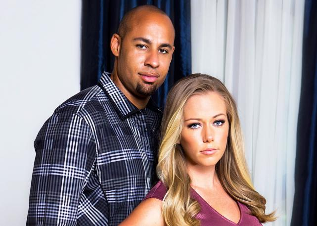 Hank Baskett (with Ava London)