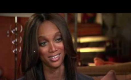 Tyra Banks on Nightline: Part II
