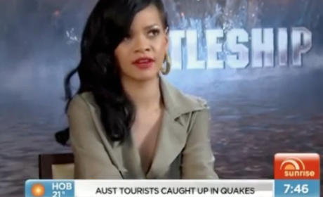 Rihanna Pulls Plug on Interview After Reporter Asks Personal Questions