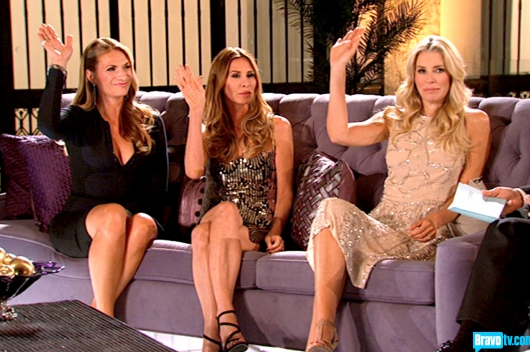Real Housewives Reunion Special
