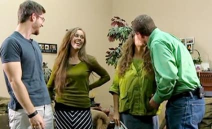 Michelle and Jim Bob Duggar Teach Jessa and Ben Seewald How to Kiss: Watch, Cringe Now!
