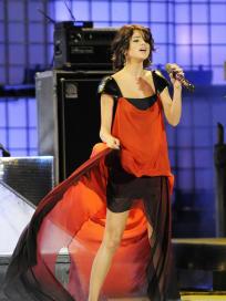 Selena Gomez on Stage
