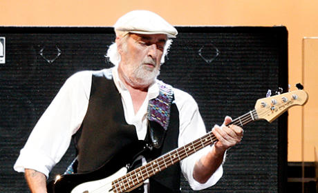 Fleetwood Mac Cancels Tour; John McVie Diagnosed With Cancer