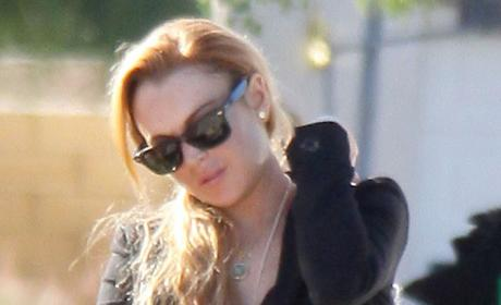 Lindsay Lohan: Topless in Max Magazine