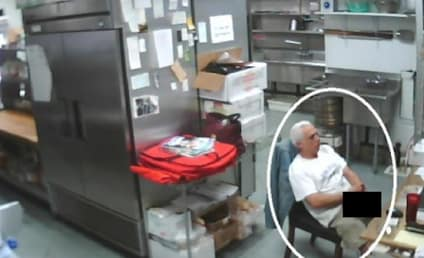 Pizzeria Owner Denies Masturbating in Kitchen as Security Photo Goes Viral