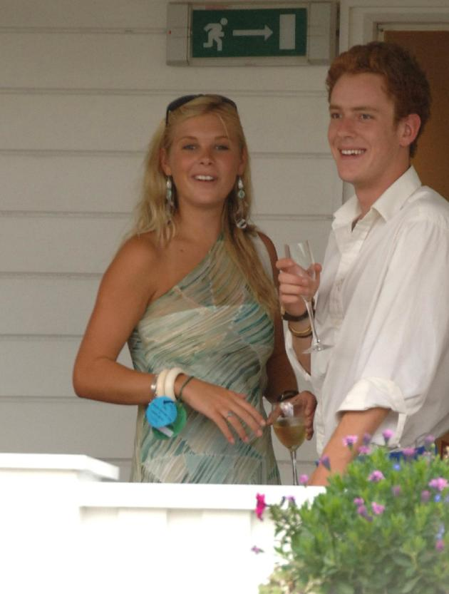 Prince Harry, Chelsy Davy Picture