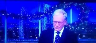 David Letterman Sandy Hook Statement