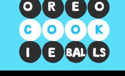 Oreo Cookie Balls, A Party In Your Mouth AND Your Television