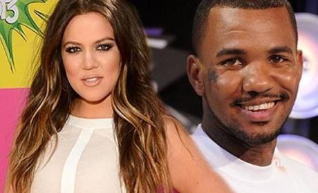 Khloe Kardashian: Grinding on The Game!