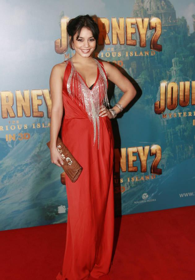 Vanessa Hudgens in Australia