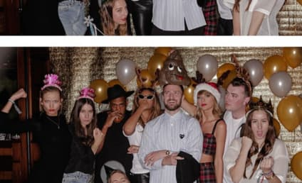 Taylor Swift Celebrates Birthday with Slew of Superstars: Beyonce! Selena! JT!
