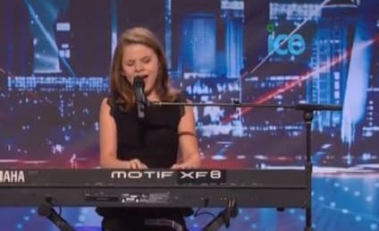 Anna Christine WOWS on America's Got Talent