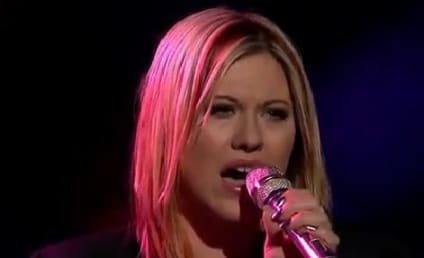 Erika Van Pelt on American Idol Elimination: Totally Shafted!