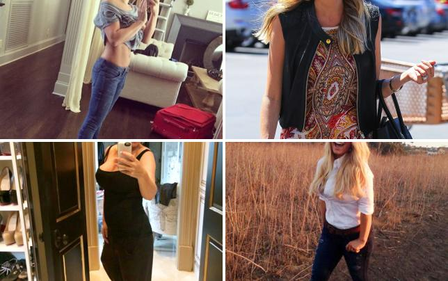 Jessie james decker weight loss pic