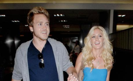 Spencer Pratt: Running Errands, Having a Ball